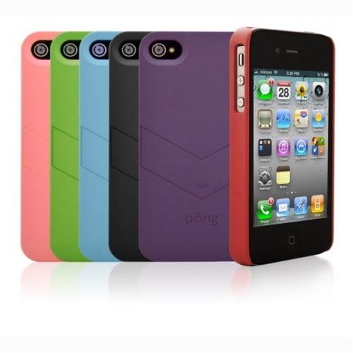ポングケース for iPhone4/4S