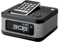 ミニアラームクロックラジオ Xa-4604