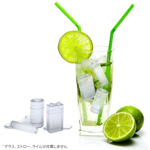 『Recharge Ice Tray』 使用イメージ