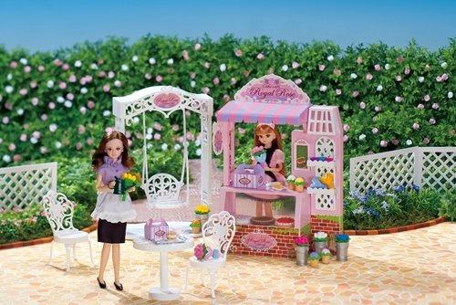 リカちゃんハウス お花がいっぱいケーキやさん