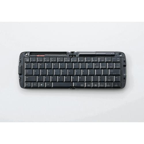 Bluetoothキーボード『TK-FBP017BK』