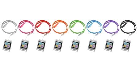 『TriPorter for iPod nano 6G』Pendant style