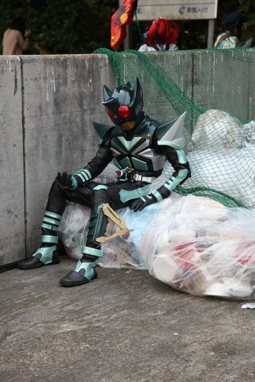 仮面ライダーカブト:パンチホッパー/キックホッパー