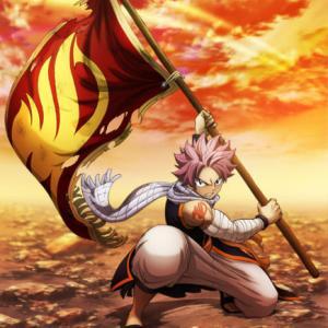 Tvアニメ Fairy Tail 最終章 ナツがギルドの旗を持つティザー