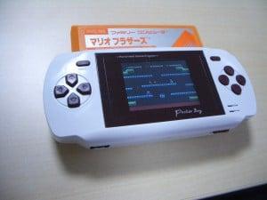 PSPに似ている?