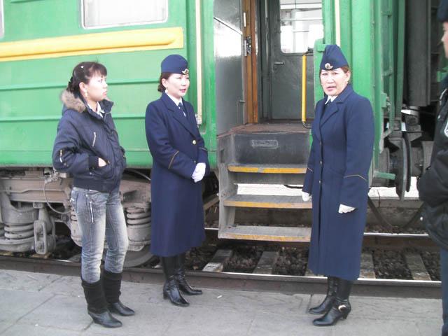 寒風の旅人・モンゴル~北朝鮮 ...